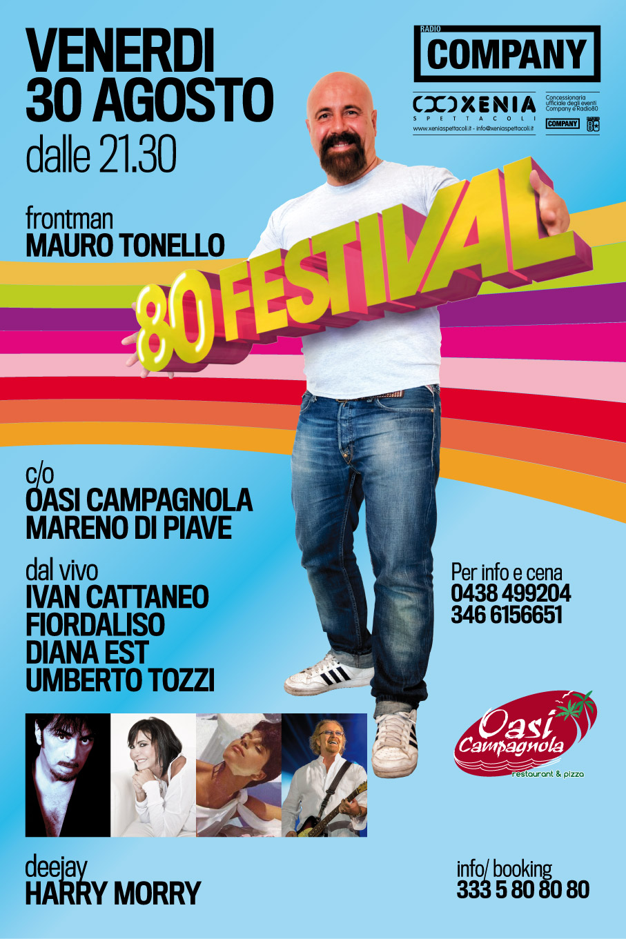 locandina 80 festival