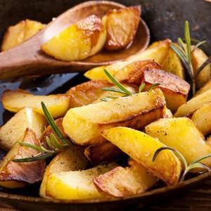 patate saltate in padella